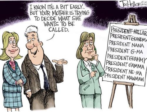 MY POLITICAL IDEOLOGY…Hmmm