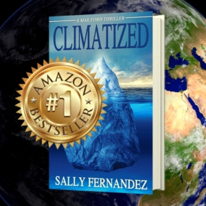 Climate Change Thriller hits #1 on Amazon